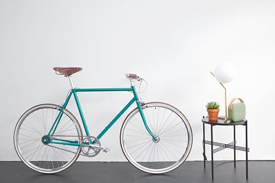 Freddie Grubb bike